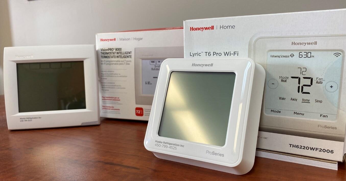 thermostat electrique
